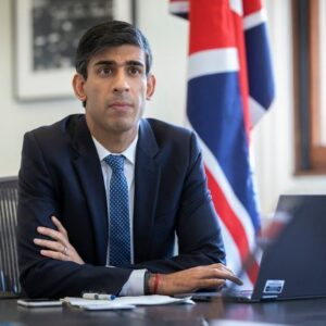 Rishi Sunak Member of Parliament gives a furlough update